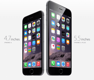 Apple iPhone 6 + 6 Plus