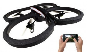 Parrot Air Drone 2.0 Smartphone Helikopter